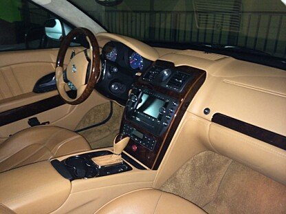 2010 Maserati Quattroporte for sale 100730549