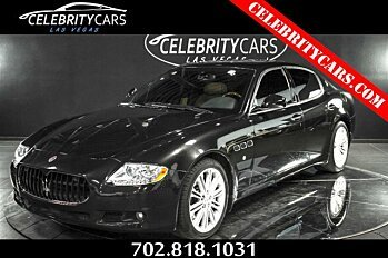 2010 Maserati Quattroporte S for sale 100890060