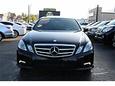 2010 Mercedes-Benz E550 Sedan for sale 100943689
