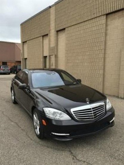 2010 Mercedes-Benz S550 4MATIC for sale 100770093