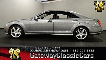 2010 Mercedes-Benz S550 4MATIC for sale 100774113