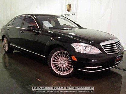 2010 Mercedes-Benz S550 4MATIC for sale 100835286