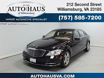 2010 Mercedes-Benz S550 4MATIC for sale 100985057