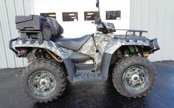 2010 Polaris Sportsman 550 EPS Browning Hunter Edition for sale 200406512
