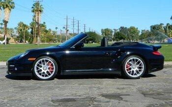 2010 Porsche 911 Turbo Cabriolet for sale 100835083