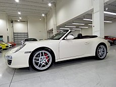 2010 Porsche 911 Cabriolet for sale 100942587