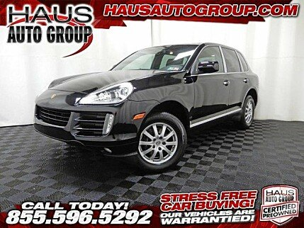 2010 Porsche Cayenne for sale 100845295