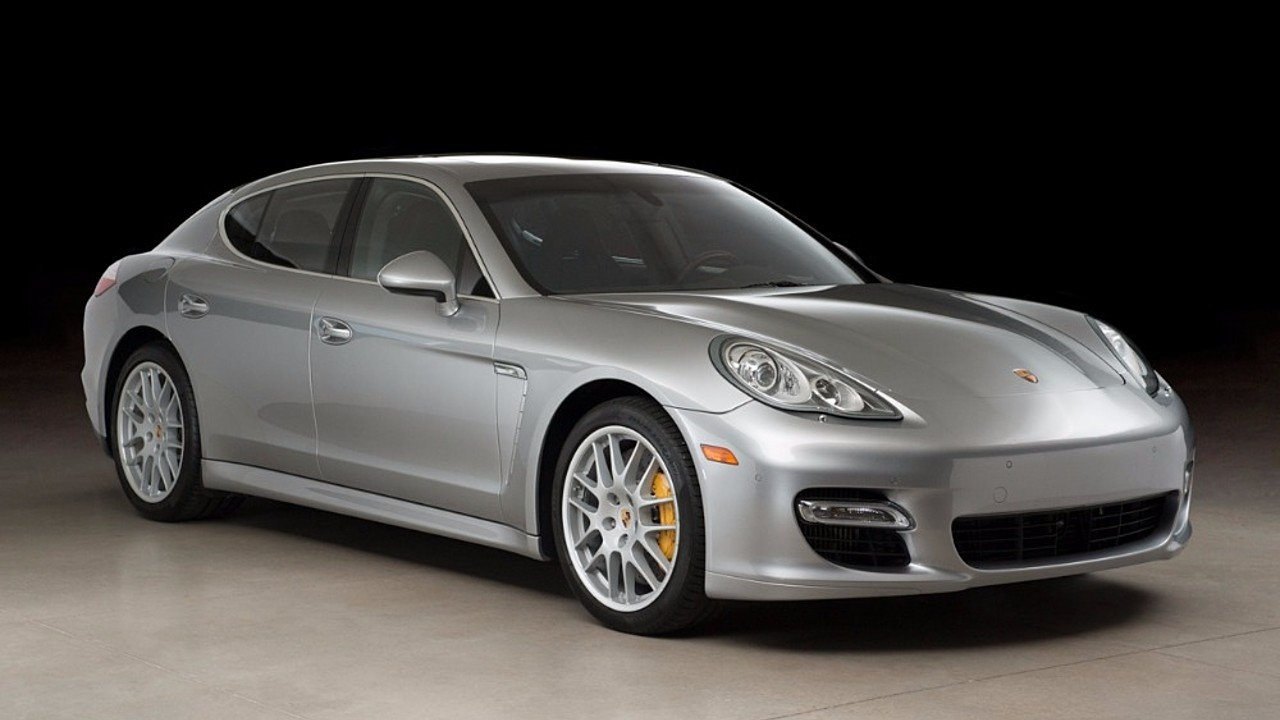 2010 Porsche Panamera Turbo for sale 100755272