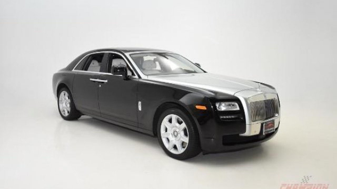 2010 Rolls-Royce Ghost for sale 100924406