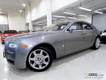 2010 Rolls-Royce Ghost for sale 100942303