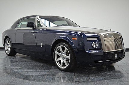 2010 Rolls-Royce Phantom Coupe for sale 100842167