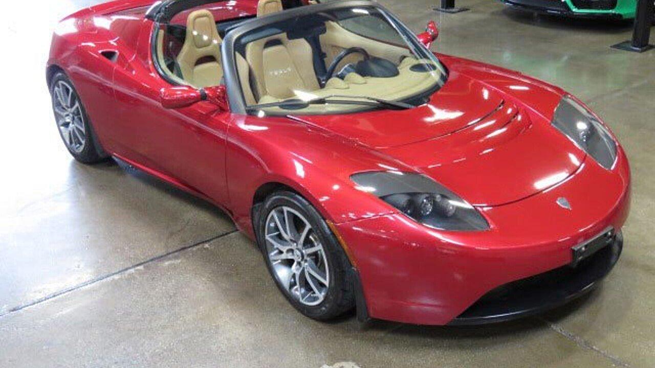 2010 Tesla Roadster for sale 101030465