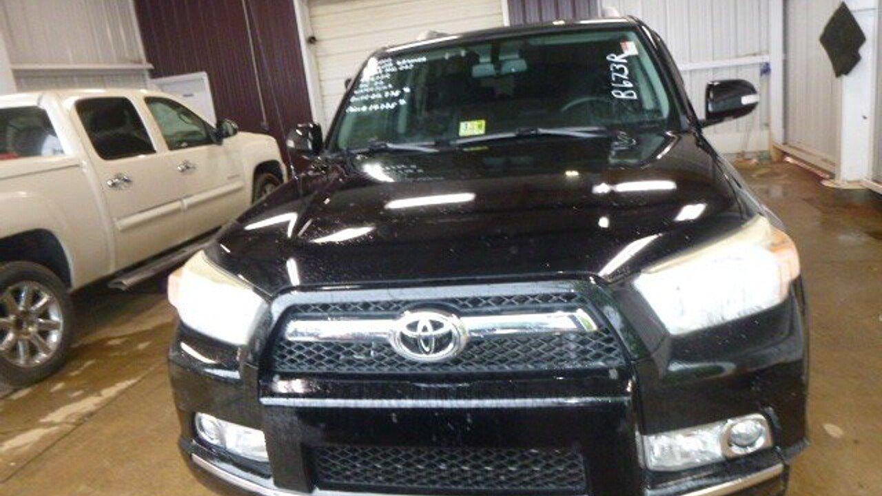 All Types 4 runner 2010 : 2010 Toyota 4Runner 4WD for sale near Bedford, Virginia 24174 ...