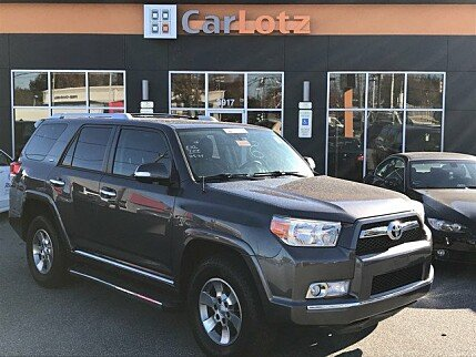 2010 Toyota 4Runner 4WD for sale 100926450
