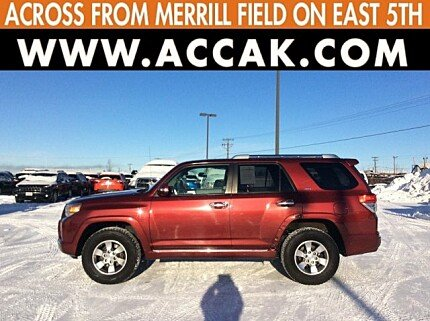 2010 Toyota 4Runner 4WD for sale 100967758