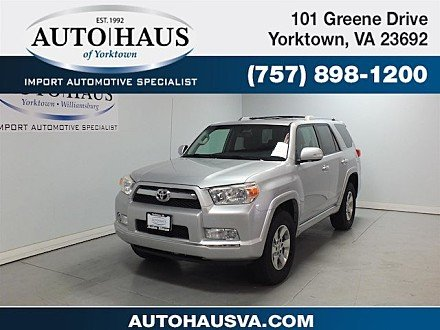 2010 Toyota 4Runner 4WD for sale 100994987