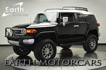 2010 Toyota FJ Cruiser 4WD for sale 100779623