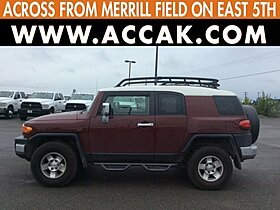 2010 Toyota FJ Cruiser 4WD for sale 100886990