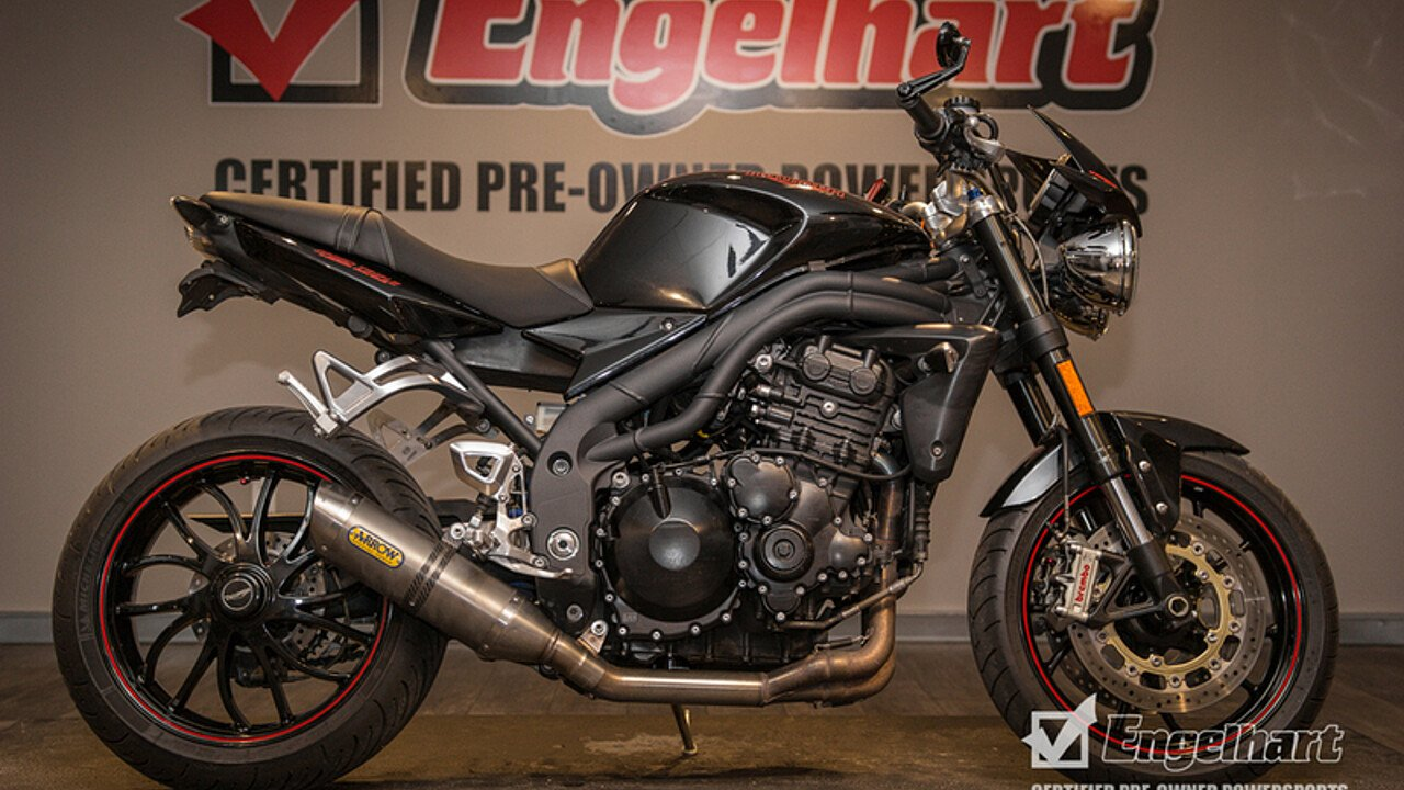 2010 Triumph Speed Triple for sale 200593190