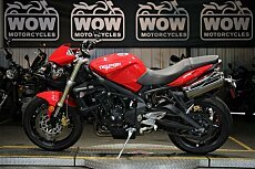 2010 Triumph Street Triple for sale 200576228