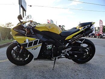 2010 Yamaha YZF-R1 for sale 200430004