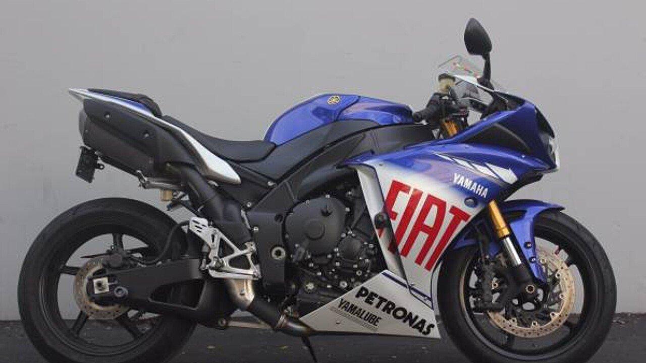 2010 Yamaha YZF-R1 for sale 200502343