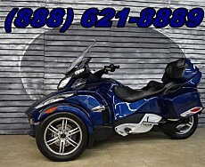 2010 can-am Spyder RT for sale 200610017