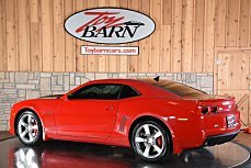 2010 chevrolet Camaro SS Coupe for sale 101030453