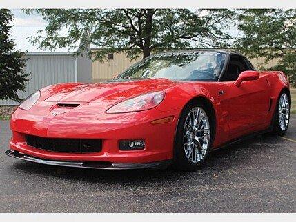 2010 chevrolet Corvette ZR1 Coupe for sale 101017834