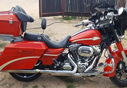 2010 harley-davidson CVO for sale 200572498