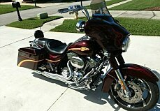 2010 harley-davidson CVO for sale 200588362