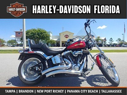 2010 harley-davidson Softail for sale 200610298
