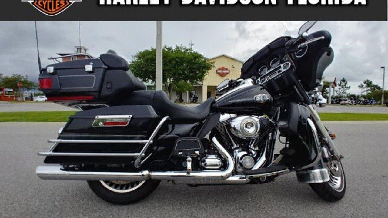 2010 harley-davidson Touring for sale 200581038