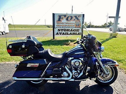 2010 harley-davidson Touring for sale 200624458