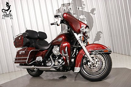 2010 harley-davidson Touring for sale 200627032