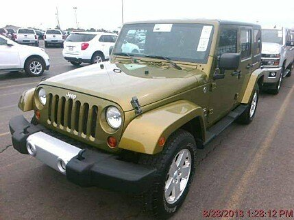 2010 jeep Wrangler 4WD Unlimited Sahara for sale 101023678