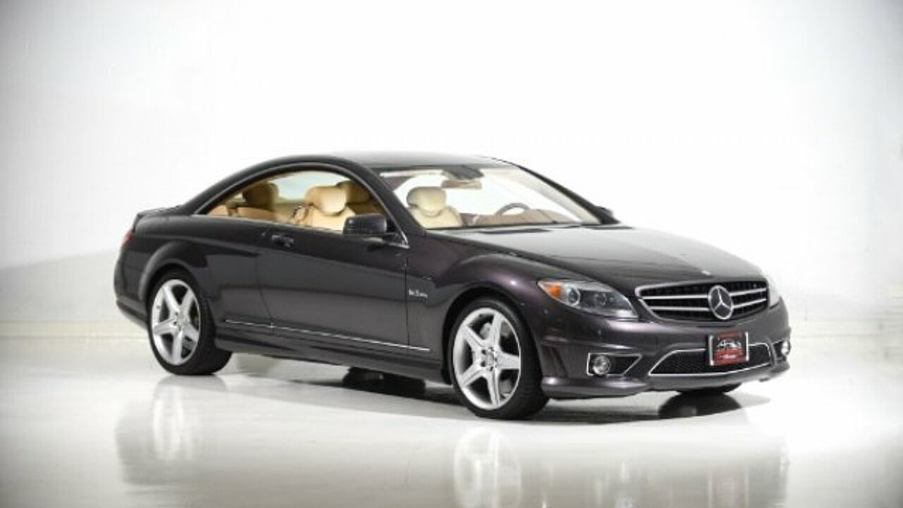 2010 mercedes-benz CL63 AMG for sale 101003593