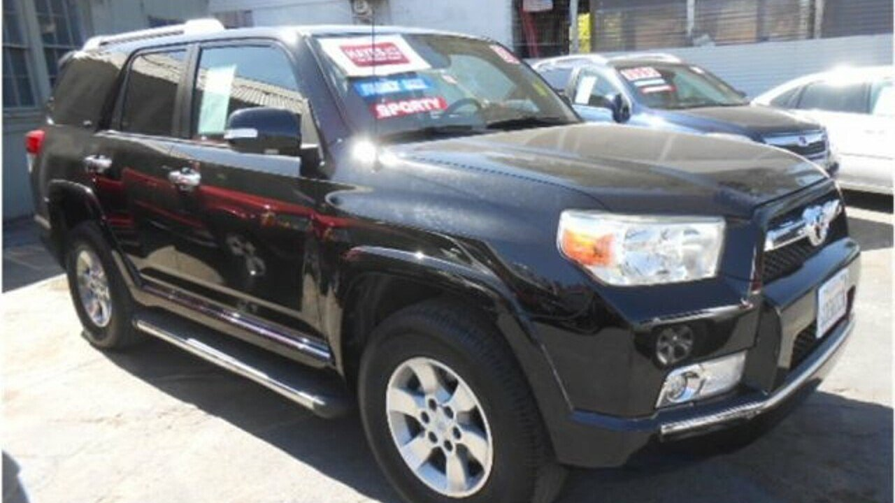 2010 toyota 4Runner 4WD for sale 101028297