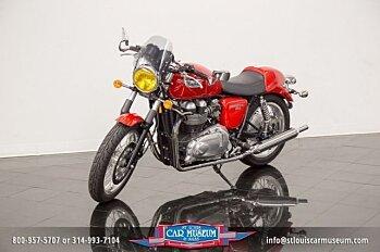 2010 triumph Thruxton for sale 200639427