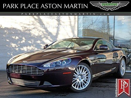 2011 Aston Martin DB9 Coupe for sale 100848681