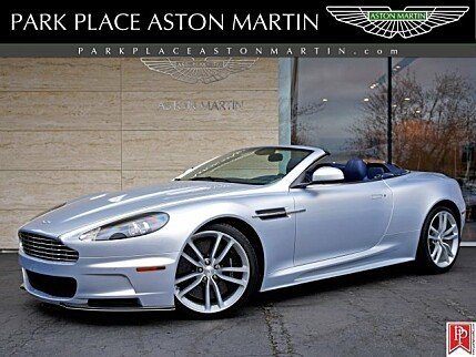 2011 Aston Martin DBS Volante for sale 100747531