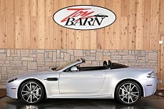2011 Aston Martin V8 Vantage Roadster for sale 100812201