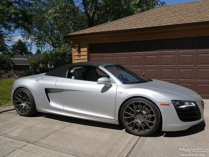 2011 Audi R8 for sale 100018050