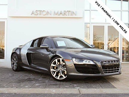 2011 Audi R8 5.2 Coupe for sale 100851639