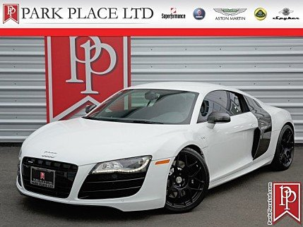 2011 Audi R8 5.2 Coupe for sale 100856754