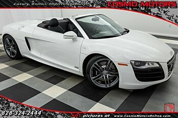 2011 Audi R8 5.2 Spyder for sale 100921974