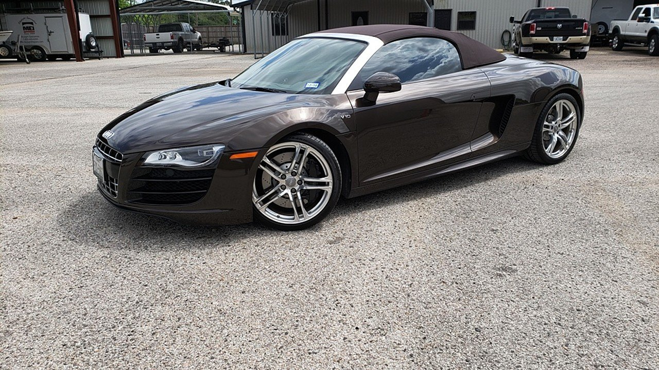 2011 Audi R8 for sale 100979847