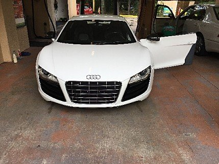 2011 Audi R8 5.2 Coupe for sale 100786658