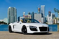 2011 Audi R8 4.2 Spyder for sale 100839170