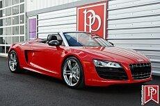 2011 Audi R8 5.2 Spyder for sale 100848679
